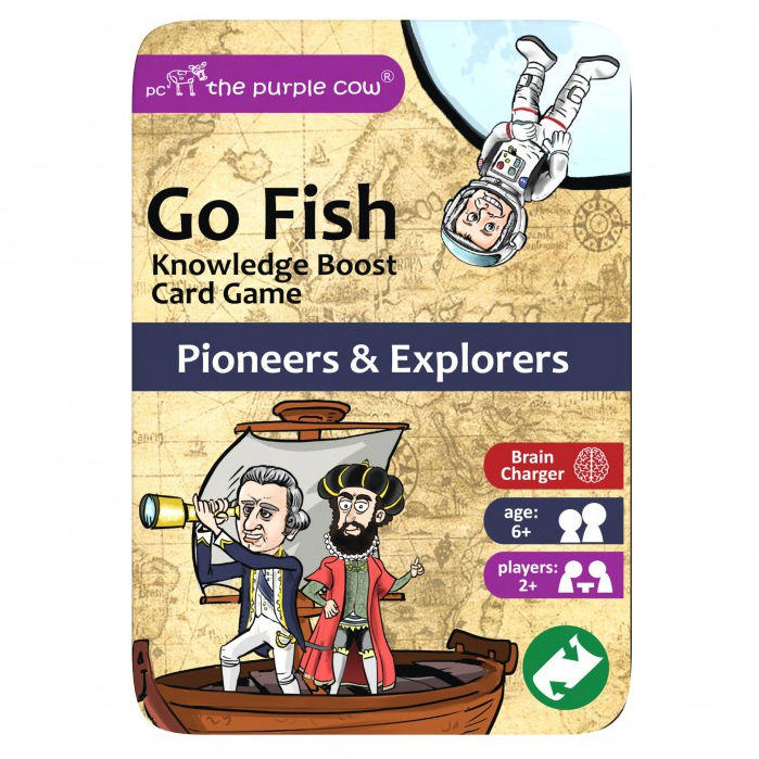 GO FISH - Pioneers and Explorers
