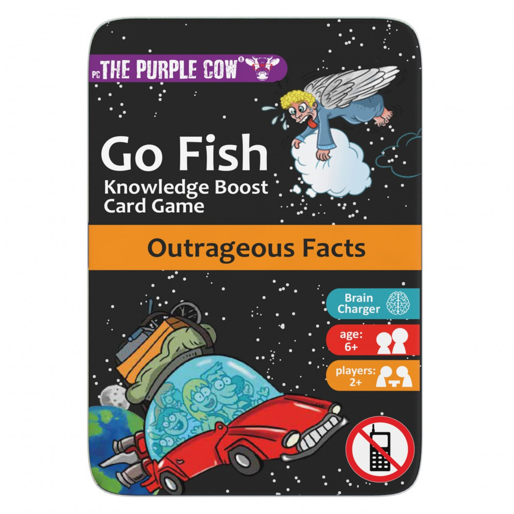Go Fish - Outrageous Facts