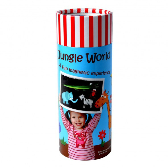 The World Of Magnets - Jungel World