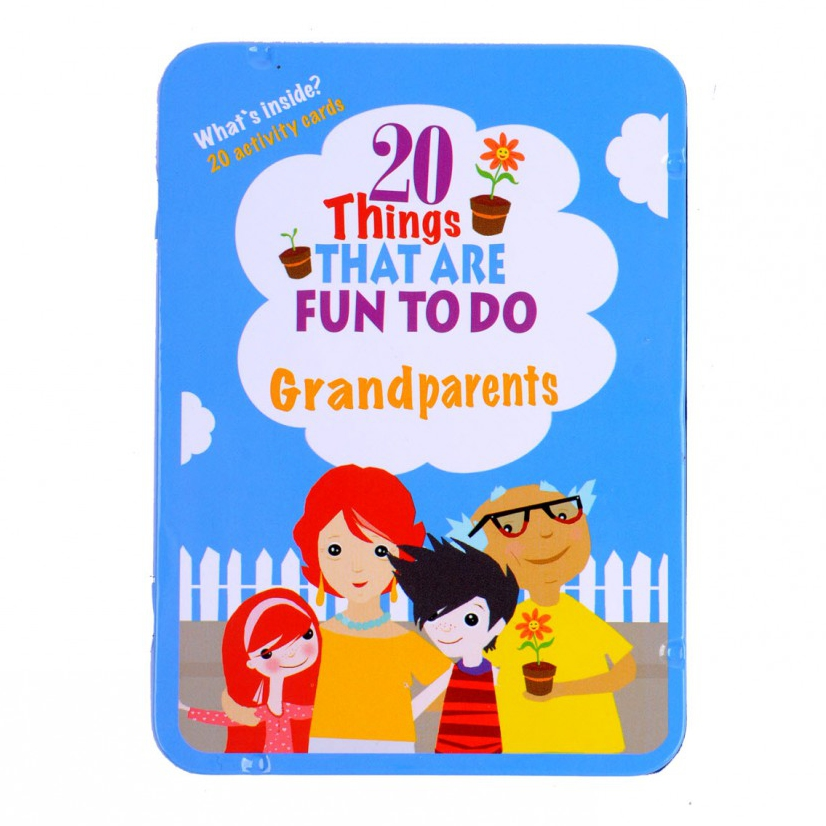 20 Things That are Fun To Do With Grandparents