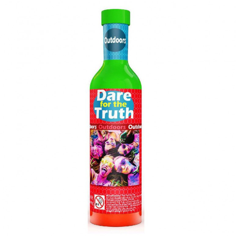 Dare For The Truth - Outdoor