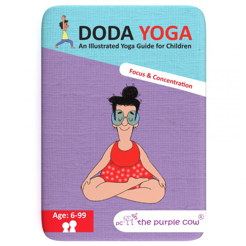 DODA YOGA - Focus & Concentration