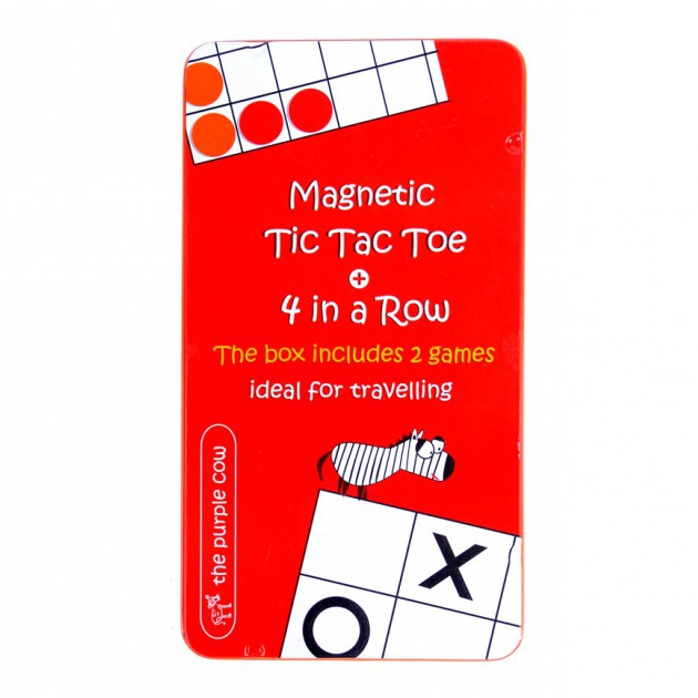 To Go - 4 in a Row & Tic Tac Toe